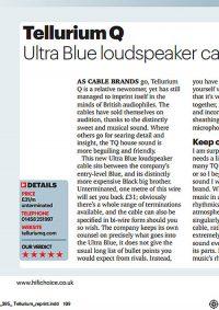 HiFi Choice Ultra Blue