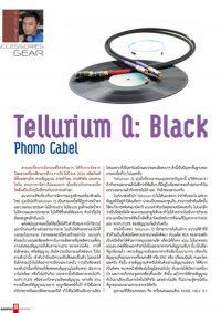 Tellurium Q Black Phono